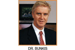 Dr. Bunkis has been practicing plastic surgery for 30 years.